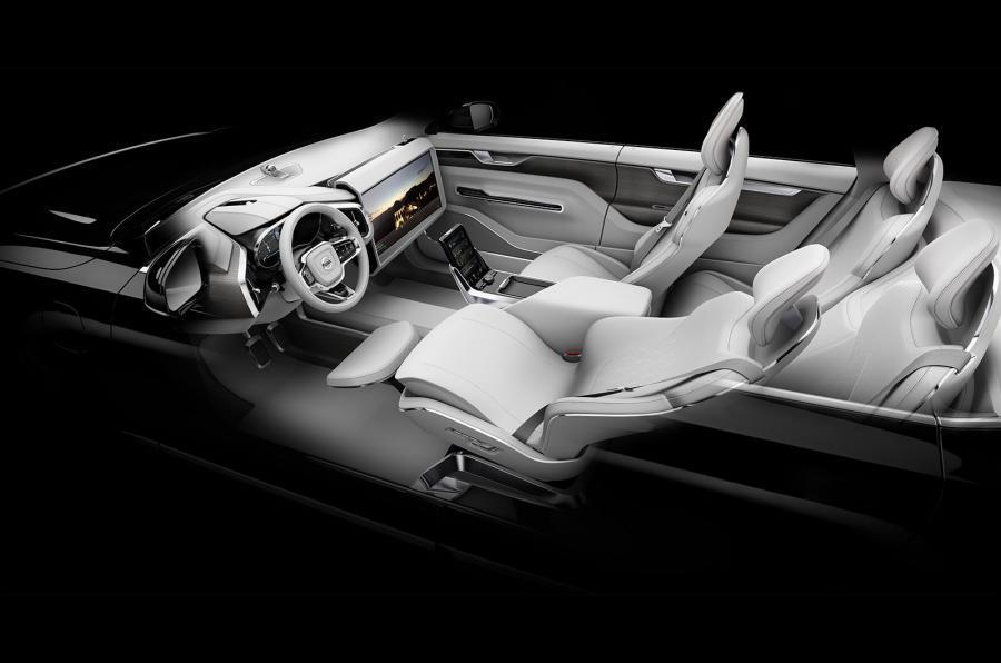Volvo well-placed to be world leader in autonomous cabin design
