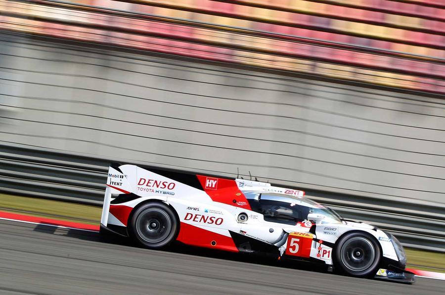 Toyota considering new performance division