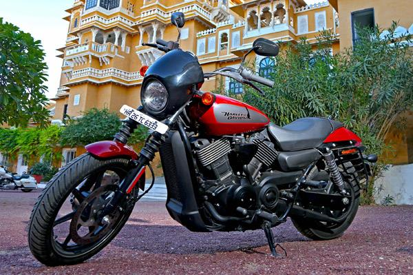 2017 Harley-Davidson Street 750 ABS review, test ride