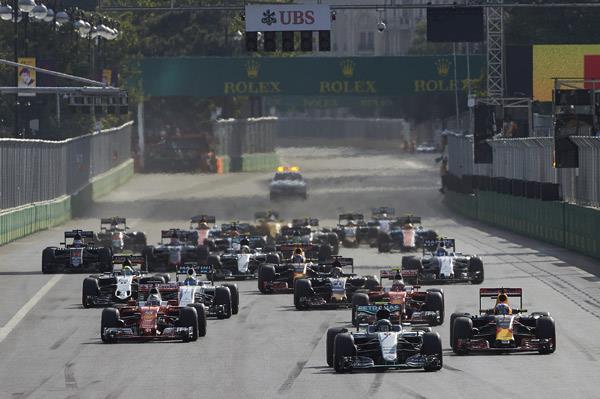 FIA confirms revised 2017 F1 calendar