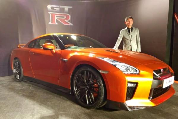 Nissan GT-R launched at Rs 1.99 crore