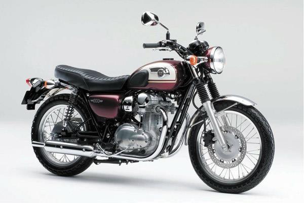 Kawasaki W800 likely for India