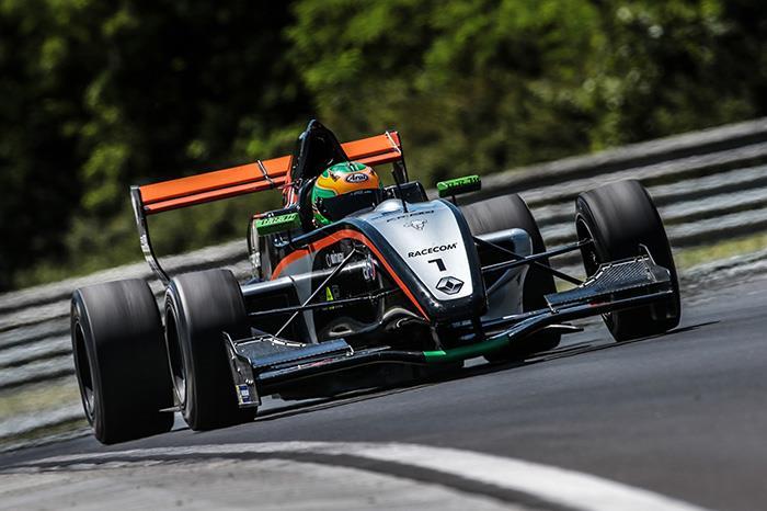 Jehan Daruvala steps up to F3 Euro Championship with Carlin