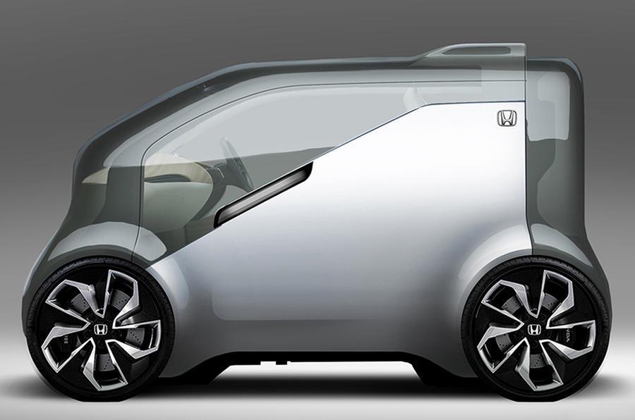 Honda NeuV concept revealed