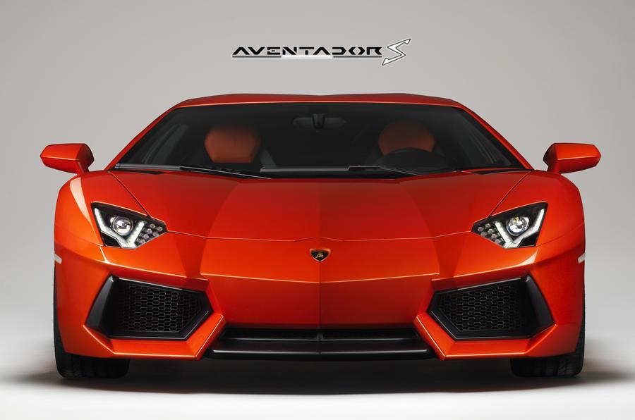 Hot Lamborghini Aventador S on the cards