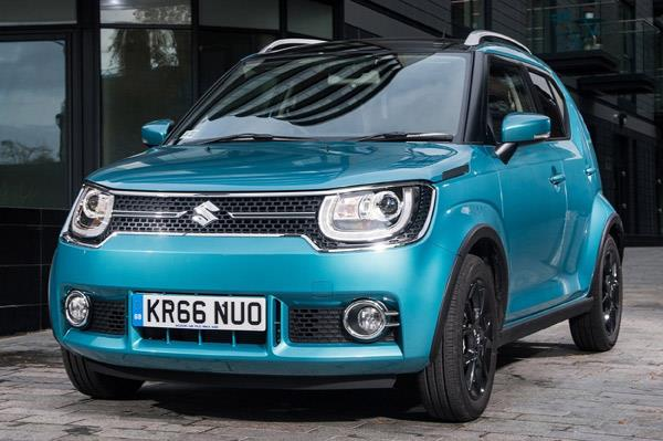Maruti Ignis launch on January 13