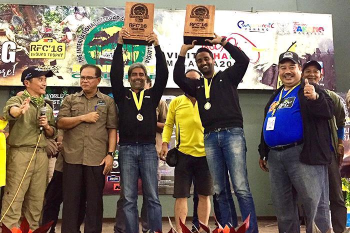 Team India emerge category winners at RFC 2016 Grand Finale