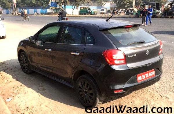Maruti Baleno RS launch in February 2017