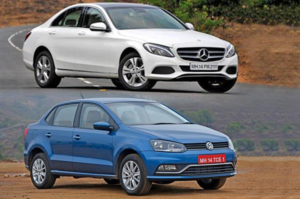 Mercedes, Volkswagen to hike prices from January 2017