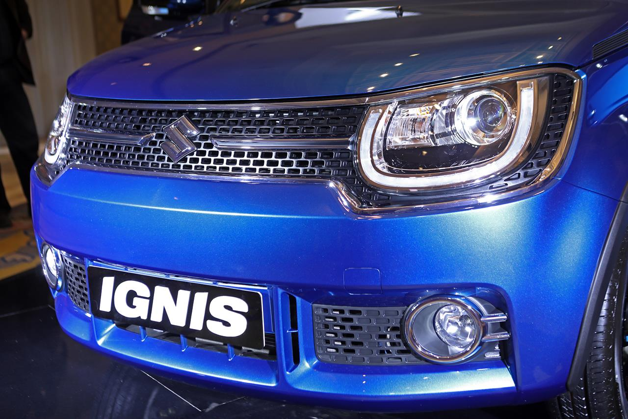 Maruti to manufacture Ignis at Gurgaon