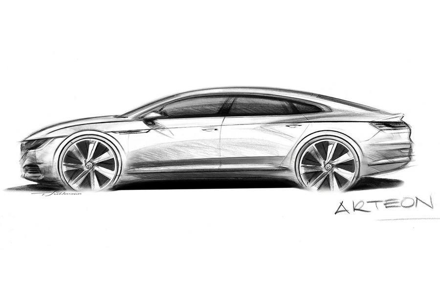 VW Arteon to get shooting brake version