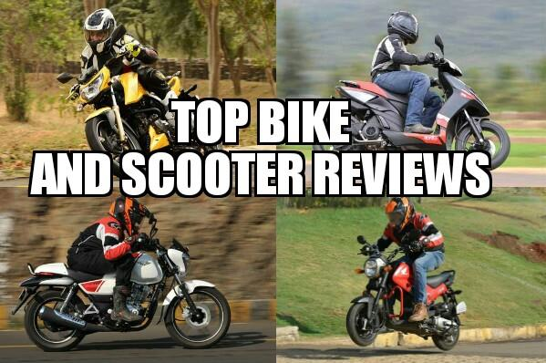Best of 2016: Top bike and scooter reviews