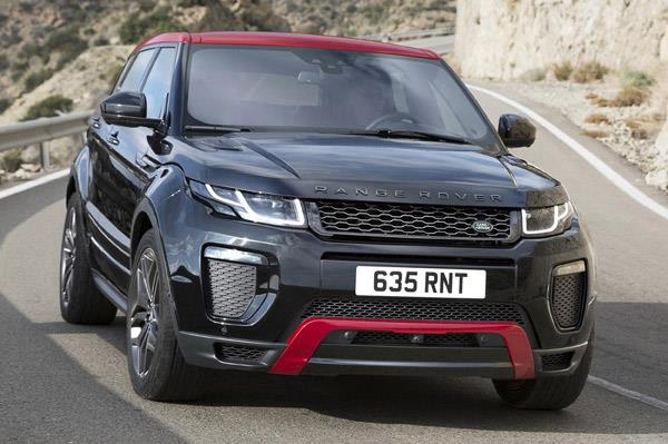 2017 Range Rover Evoque launched at Rs 49.10 lakh