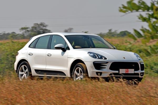 Porsche aims for new buyers with Macan
