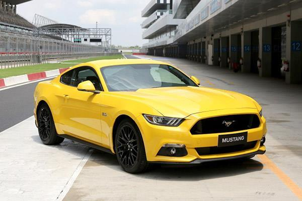 Ford Mustang hybrid on the cards