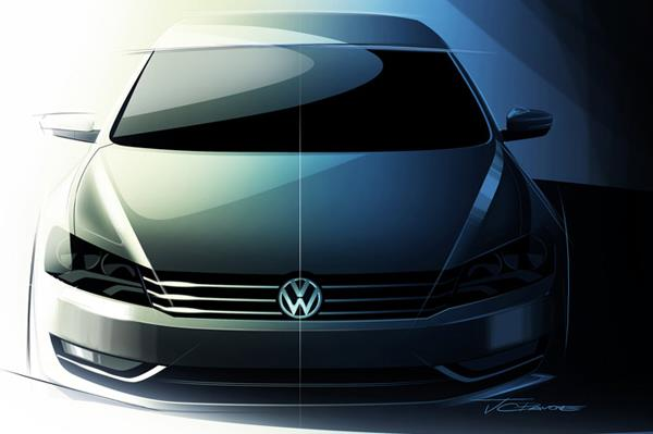 Next-gen Volkswagen Vento takes shape