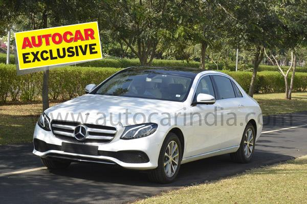 All-new Mercedes E-class LWB (V213) launch in March
