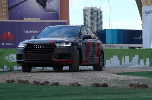 Audi and Nvidia to introduce self-driving cars by 2020