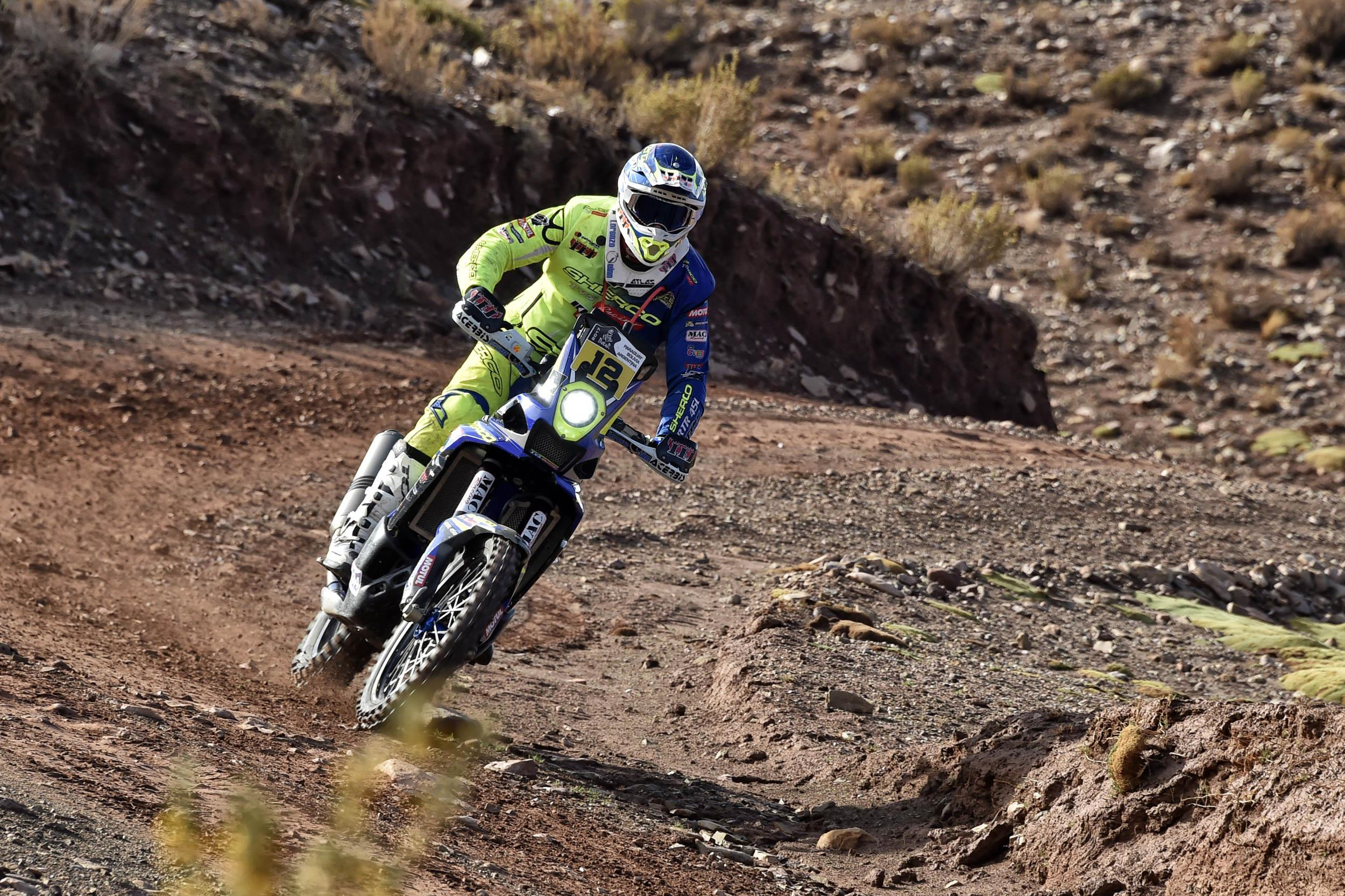 Dakar shows it colours on Day 4 as fancied names drop out
