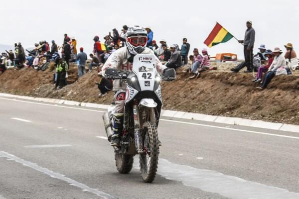 Dakar rally's sixth stage cancelled