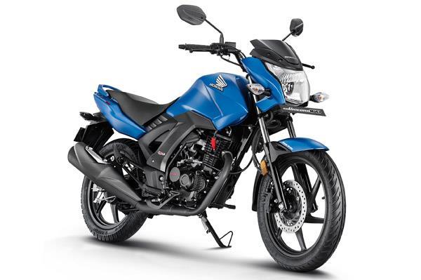 2017 Honda CB Unicorn 160 launched at Rs 73,552