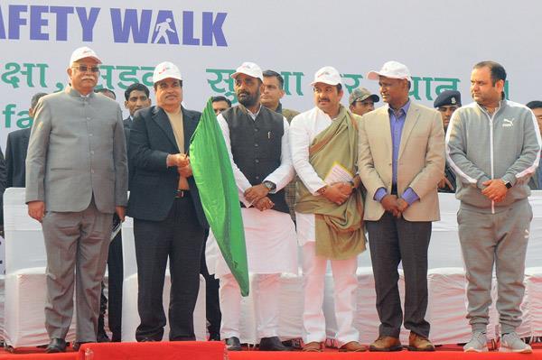 India Road Safety Week begins