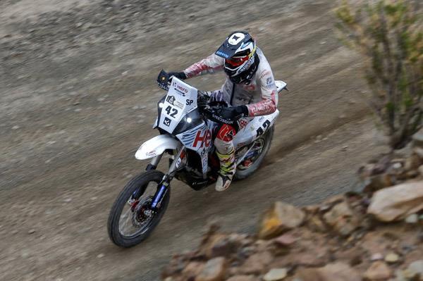 Dakar Rally: Winners and losers so far