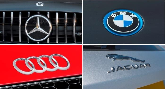 Mercedes races ahead of BMW in 2016 sales