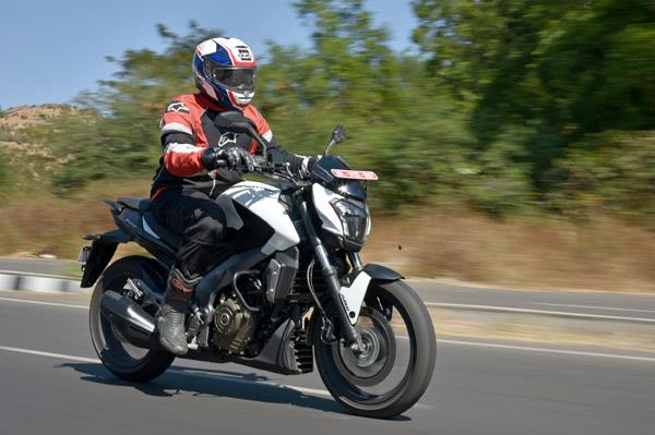 2017 Bajaj Dominar 400 review, test ride