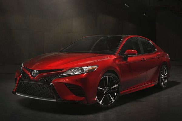 All-new 2017 Toyota Camry revealed