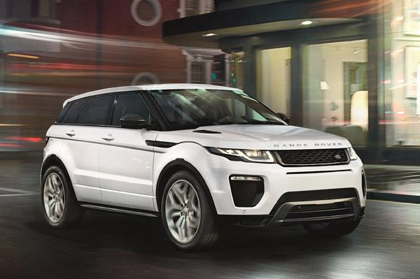 2017 Range Rover Evoque petrol launched at Rs 53.20 lakh