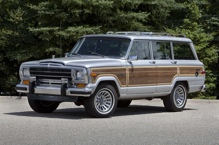 All-new Jeep Wagoneer, pick-up confirmed