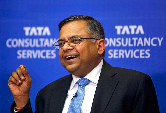New Tata Sons chairman is TCS head N. Chandrasekaran