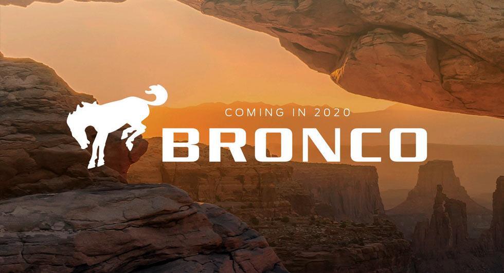 Ford Bronco SUV to make a comeback