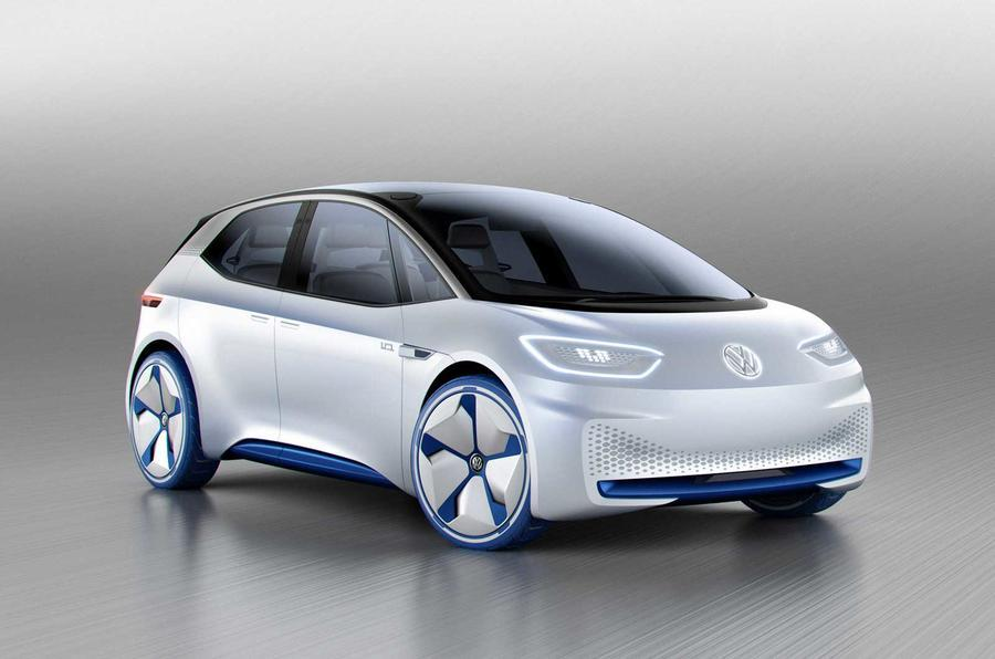 VW to develop ID SUV concept