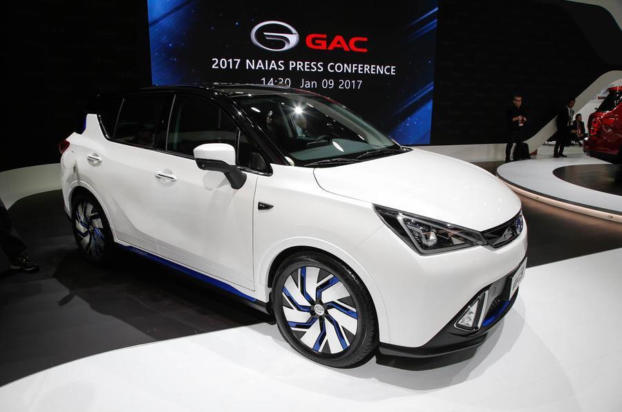 China's GAC Motor plans global market expansion