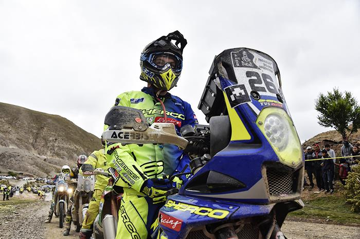 Indian contingent continues charge as Dakar gets closer to finish