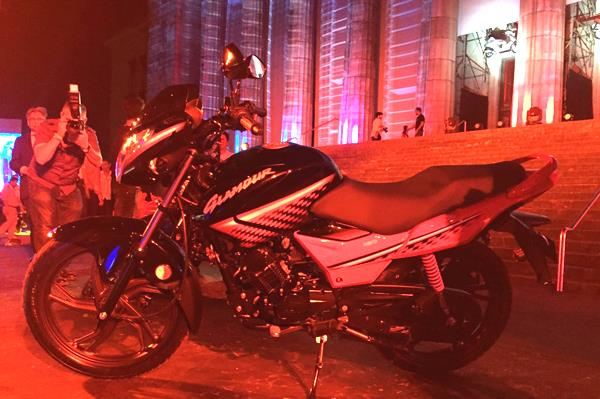 Hero MotoCorp sees first global launch outside India