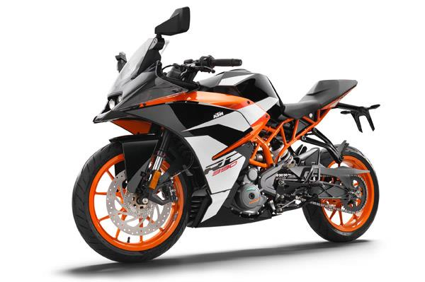 2017 KTM RC range to launch on January 19