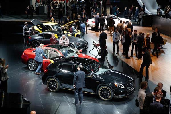 2017 Detroit motor show report