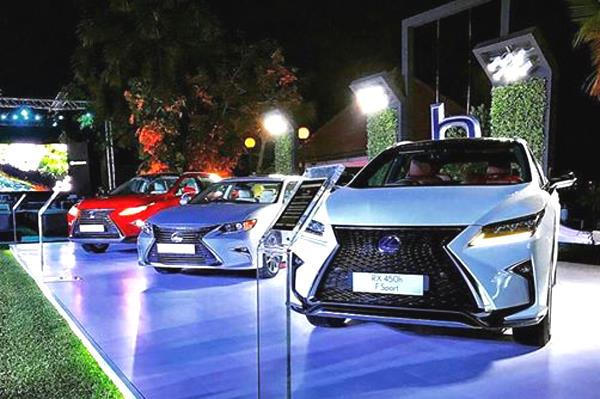 Lexus to introduce F Performance range in India