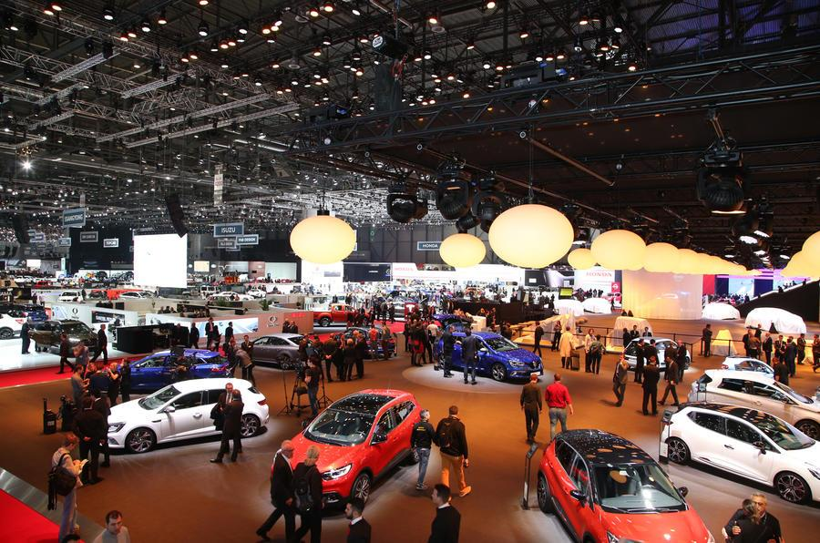 2017 Geneva Motor Show preview
