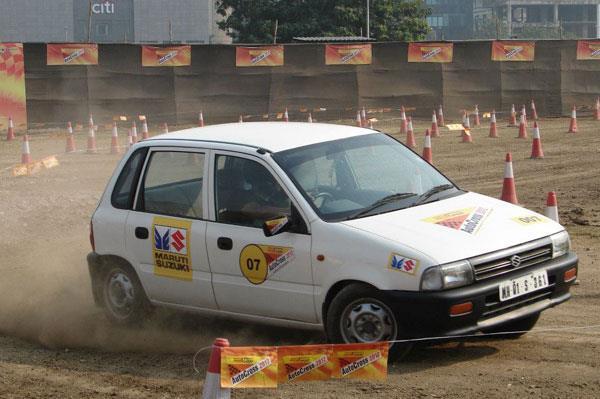 Maruti Autocross Championship heads for Mumbai