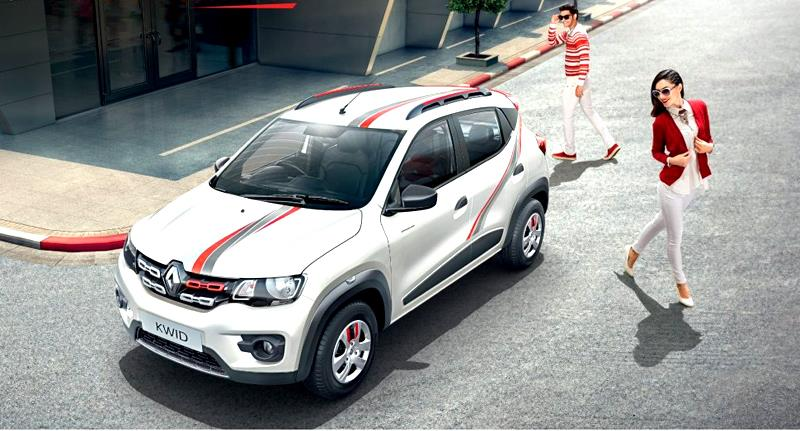 New 'Live For More' Renault Kwid launched at Rs 2.93 lakh