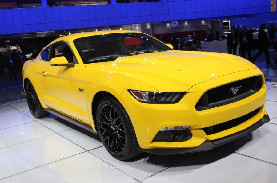 Ford Mustang to be present at the Autocar Performance Show