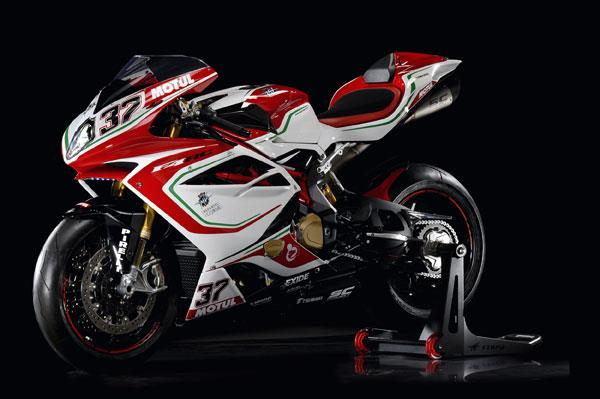 MV Agusta F4 RC launched at Rs 51.91 lakh