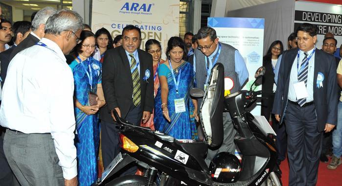 ARAI, ISRO collaborate to create prototype electric scooter