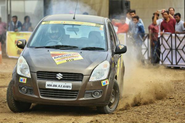 Maruti Autocross C'ship 2016 kick-starts in Mumbai