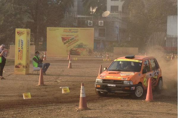 2016 Maruti Autocross Championship: Mumbai Day 2