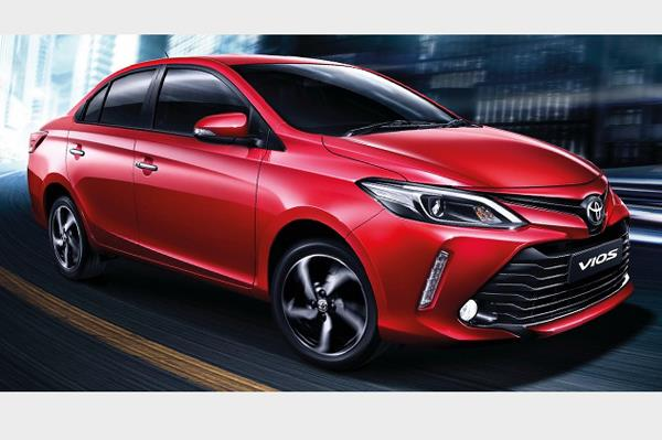 2017 Toyota Vios revealed